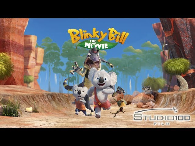 Blinky Bill Movie Trailer