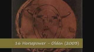 Prison Shoe Romp - 16 Horsepower