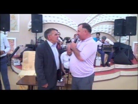 Hesenaga Babayev (Mugenni Celal Zerbaliyevin Oglunun Toyu) Samaxi Toyu 2016