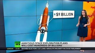 AmbitiousNASARocketProjecttoCost$9Billion