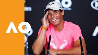 """Rafael Nadal: """"A big surprise to be where I am at my age!"""" 