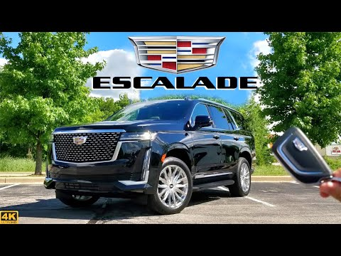 External Review Video 3jSZphAqF_0 for Cadillac Escalade SUV (5th Gen)