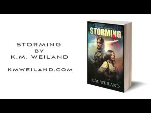Storming Book Trailer