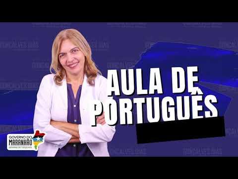 Aula 12 | Aspectos morfossintáticos III - Parte 02 de 03 – Português