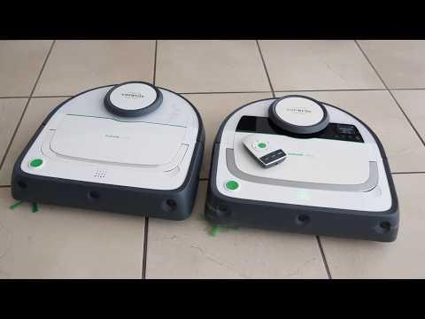Vorwerk VR300 Saugroboter im Test (1): Funktionen und Vergleich mit VR200 Saugroboter