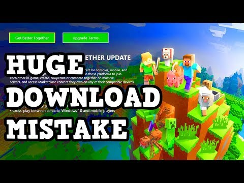 Minecraft Xbox - How To Download The Better Together Update