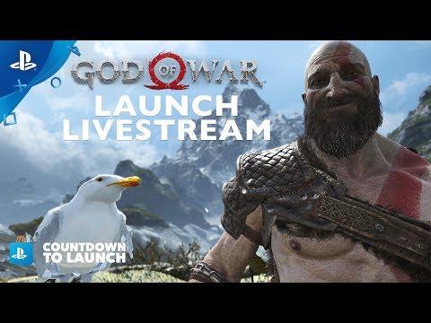 God of War: Countdown to Launch Celebration Livestream!