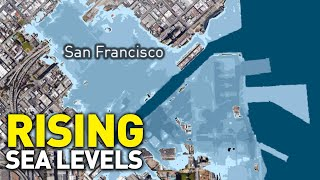 'Unlike Any Disaster We Have Ever Seen,' Says State Agency About Rising Seas in Bay Area