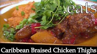 Professional Chefs Best Caribbean Chicken Recipe!