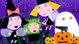 Ben and Holly's Little Kingdom   🎃 Halloween Witch Magic 🎃   HD Cartoons for Kids