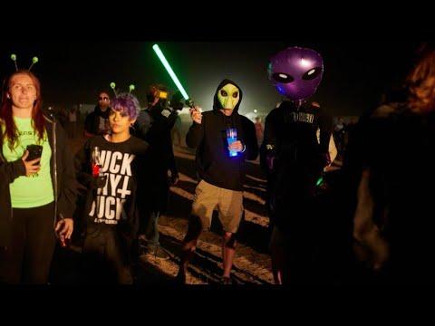 Keine Aliens gesichtet: Ansturm auf Area 51 wird zur Party