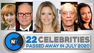 List Of Celebrities Who Passed Away In JULY 2020 | Latest Celebrity News 2020 (Breaking News)