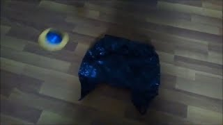 UFO At home. how to make a UFO focus. experiment and trick UFO