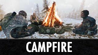 Skyrim Mod: Campfire - Complete Camping System