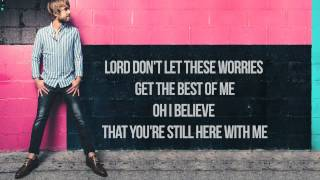 """Carry Me"" lyric video by Josh Wilson"