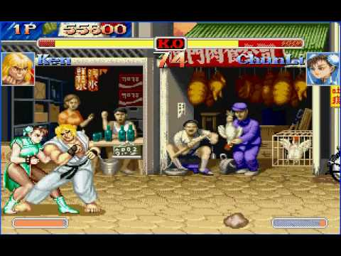 super street fighter ii turbo pc free download