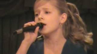 Panis Angelicus - Jackie Evancho - 9 years