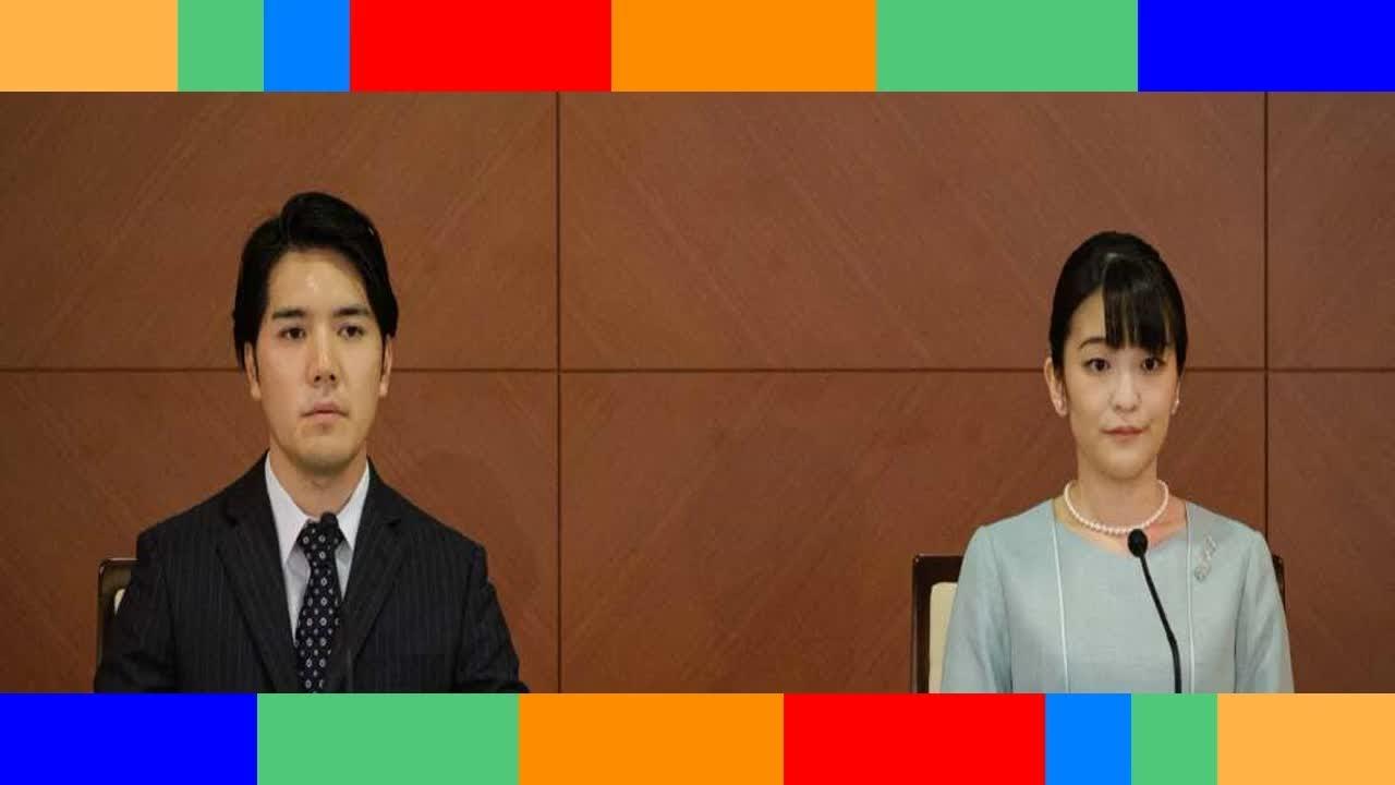 Mako du Japon à peine mariée et déjà expulsée du palais impérial