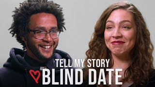 video thumbnail Their Sweet + Subtle Connection Is So Refreshing | Tell My Story, Blind Date