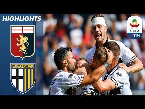 Genoa 1-3 Parma   Genoa Stunned as Parma Spring Comeback   Serie A