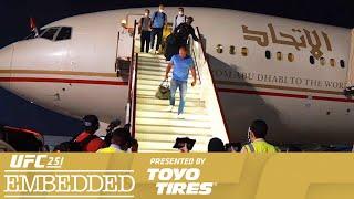 UFC 251 Embedded: Vlog Series - Episode 3