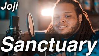 Joji   Sanctuary (Kid Travis Cover)