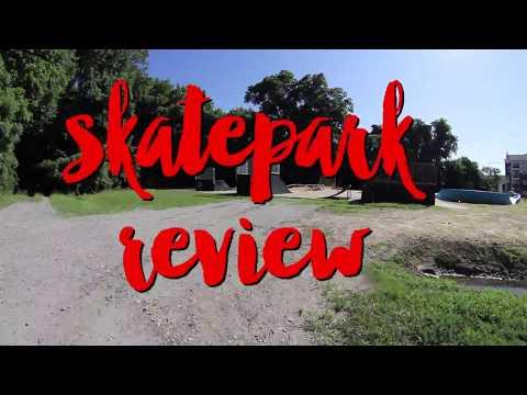 Skate Park Review: Woodlands Skate Park, Hampton, VA