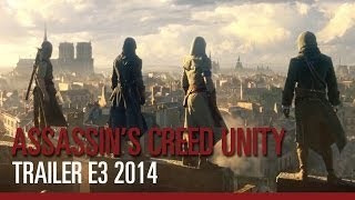 Assassin's Creed Unity video