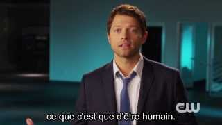 Supernatural - Misha Collins Interview Saison 9 VOSTFR