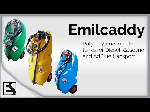 Emilcaddy Tanks
