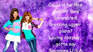 Bella Thorne & Zendaya - Made in Japan (Lyrics)