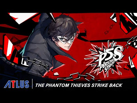 The Phantom Thieves Strike Back Trailer (FR) de Persona 5 Strikers