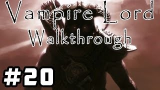 Dawnguard Walkthrough #20 - Touching The Sky 5/5 - Vampire Lord Questline