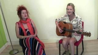 "LIVE: Katie Noonan & Abby Dobson (Leonardo's Bride) ""Even When I'm Sleeping"""