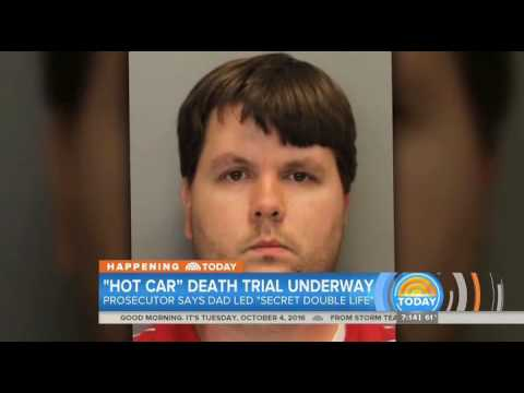 Today Show Coverage of the Ross Harris Hot Car Death Trial
