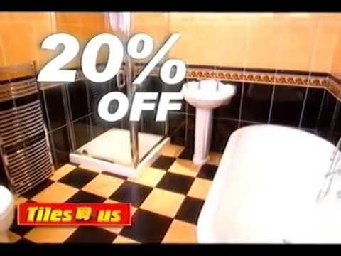 Tiles R Us Advert UK 2002
