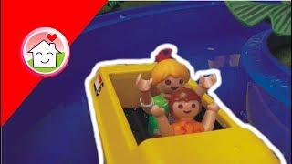 Playmobil Film Deutsch Im Freizeitpark / Kinderfilm / Kinderkanal Family Stories