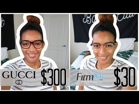 Glasses Haul! Expensive Designer Glasses vs. Firmoo