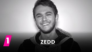 Zedd im 1LIVE Fragenhagel   1LIVE (English subtitles)
