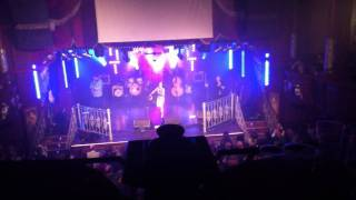 IMELDA MAY - Proud And Humble-Middlesbrough Empire-27/11/11