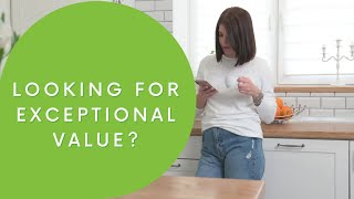 Looking for Exceptional Value? Net Zero Home