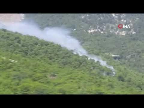 Manavgat'ın ciğeri yandı!