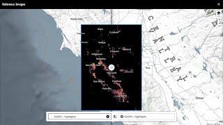 Mapas de satélites revelam mudanças em países causadas pela pandemia