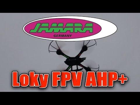 Jamara Loky FPV AHP+ Quadrocopter