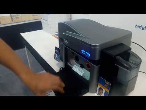 Impresoras Fargo HID para Credencialización