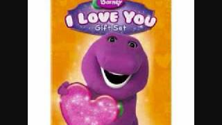 Barney - I Love You (Not from the Original Franchise)
