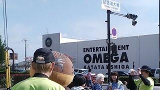 【今日のおっさん】~琵琶湖大橋~