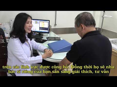 Chăm sóc sức khỏe với chất lượng chuyên gia