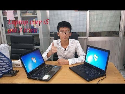 Laptop cũ DELL E6410 & DELL 14R N4010 GIÁ RẺ chỉ 3 triệu !!