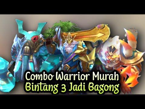 GOW BANGAR ICE TUSK ⭐⭐⭐ COMBO WARRIOR MURAH - Chess Rush Indonesia